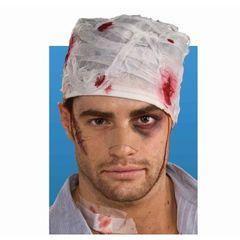 BLOODY BANDAGE-HEAD - Item #66194 (F)