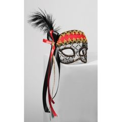 MASK-PIRATE WENCH EYEGLASS -#74378(F)