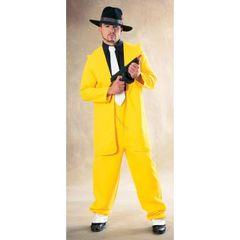 Yellow Zoot Suit Item# 15759
