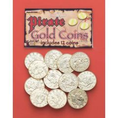 PIRATE GOLD COINS (f)
