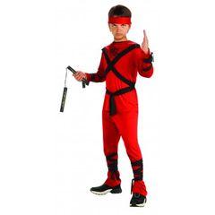 Red Ninja Item# 881950