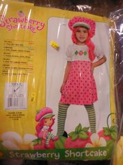 Strawberry Shortcake 884886