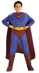 SUPERMAN MUSCLE CHEST CHLD SM