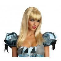 Glitter Vamp Wig - Blonde Item# 52663