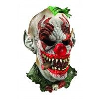 Fonzo Clown Latex Mask Item# 68330 (r)