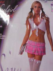 Sexy School Girl Set 66152