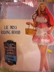 Lil Miss Riding Hood