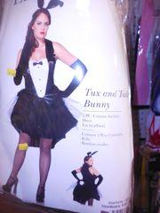 Tux & Tail Bunny