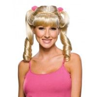 Cheerleader Wig Item# 51366