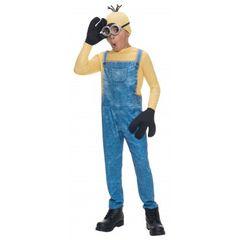 Kids Minion Kevin Costume Item# 610785