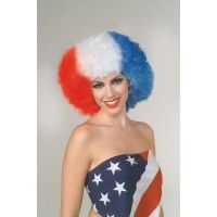 America The Beautiful Wig Item# 50946(R)