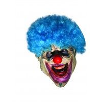 Evil Clown Foam Latex Mask Item# 68109 (r)