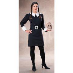 Adult Wednesday Costume Item# 15861