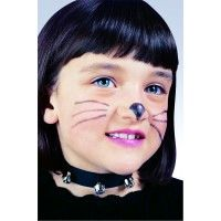 Black Cat Collar With Bells Item# 1729