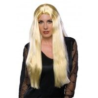"24""Witch Wig - Blonde Item# 50701 (R)"