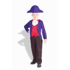 CHILD-GEORGE WASHINGTON-SM - Item #58269S