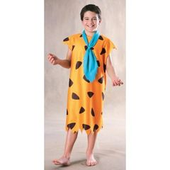 Kids Fred Flintstone Costume Item# 38556