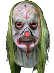 Rob Zombie's 31 - Psycho Head Halloween Mask