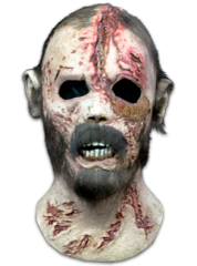 The Walking Dead Bearded Walker Mask