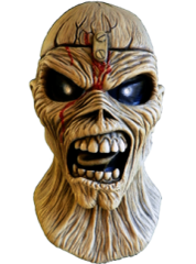 Iron Maiden Eddie - Piece of Mind Mask (t)