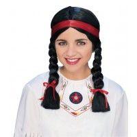 Native American Female Wig Item# 50823