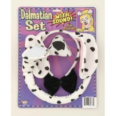 ANIMAL SET W/SOUND-DALMATIAN - Item #61678 (F)