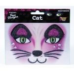 FACE DESIGNS-CAT - Item #74481 (F)
