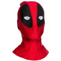 Adult Deadpool Overhead Fabric Mask Item# 32483 (R)