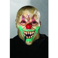 Demon Clown Mask Item# 68112 (r)