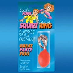 Squirt Ring Deluxe