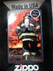 Fireman Zippo