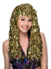 Golden Goddess Wig Item# 50686 (R)