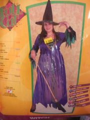 Witch (Purple)