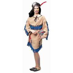 NATIVE AMER. INSPIRED PRINCESS-SM - Item #52818Sm