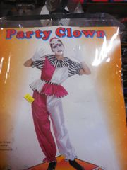 Party Clown 15328