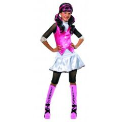 Shirt with Skirt Kids Draculaura Costume Item# 884787