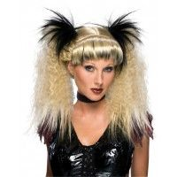 Futuristic Witch Blonde Wig Item# 51689(R)