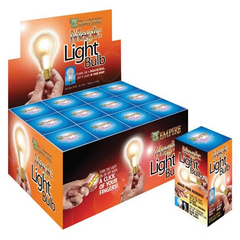 Magic Light Bulb 8 Doz/Ctn AL-0001(L)