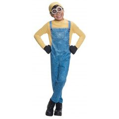 Kids Minion Bob Costume Item# 610784 Sm