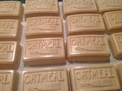 Oatmeal Body Soap