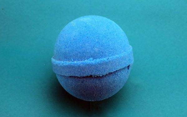 Blueberry Bath Bombs