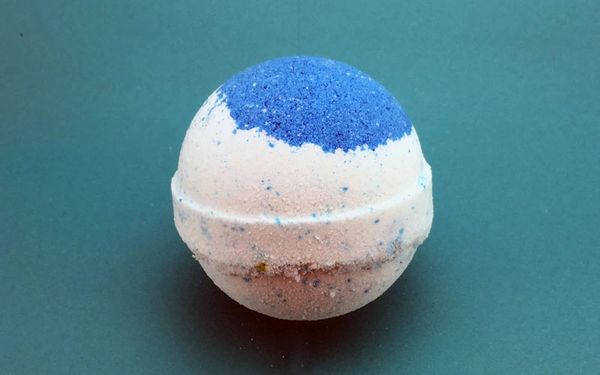 Spearmint Rosemary Bath Bomb
