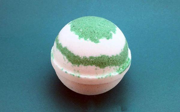 Cool Fresh Aloe Bath Bomb