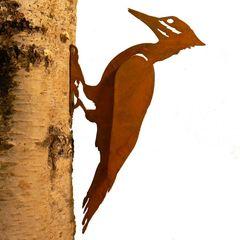 B732 Pileated Woodpecker
