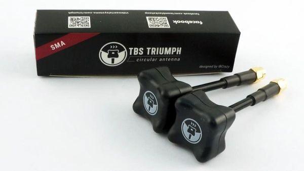Team BlackSheep Triumph Antenna (RHCP SMA) 2 antennas