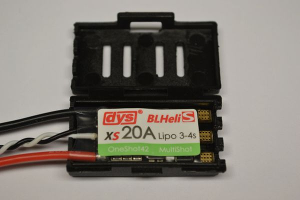 DYS XS20A Blheli S ELECTRONIC SPEED CONTROLLER