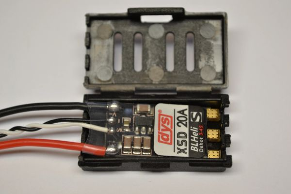DYS XSD 20A ELECTRONIC SPEED CONTROLLER