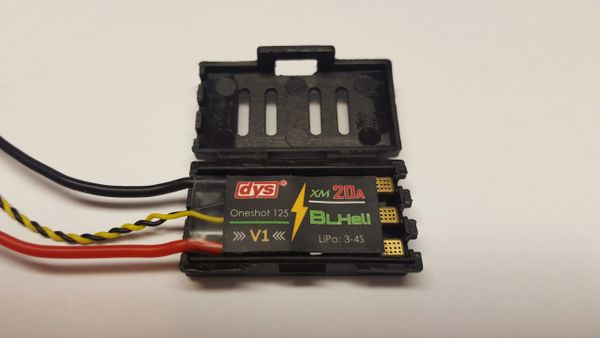 DYS XM20A ELECTRONIC SPEED CONTROLLER