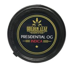 GOLDEN LEAF SCIENTIFICS Presidential OG 1/8th