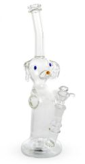 "11"" Dog Waterpipe with LED Light"